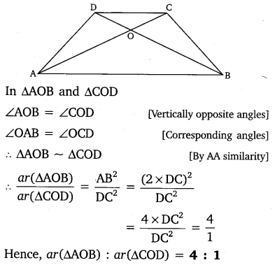 NCERT Solutions for Class 10 Maths Chapter 6 Triangles 56