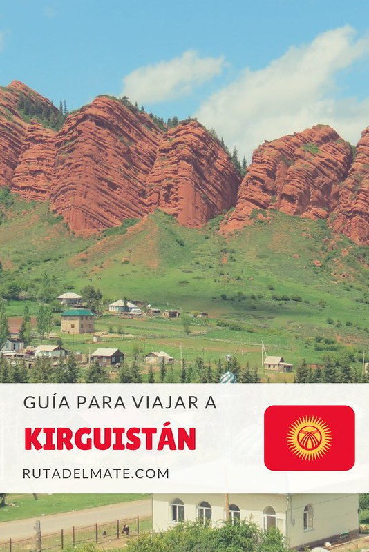 Guía para viajar a Kirguistán