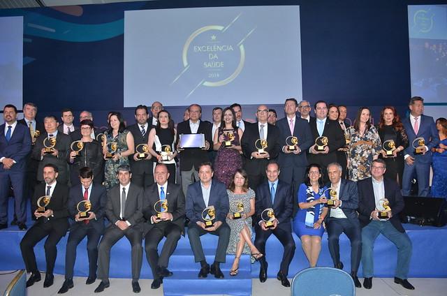 Prêmio Excelência da Saúde 2018