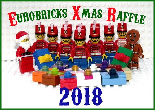Eurobricks Xmas Raffle 2018