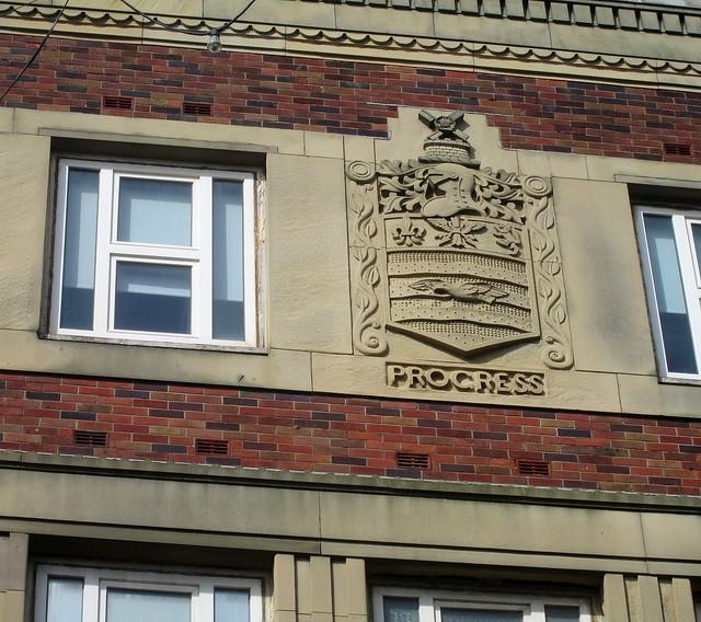 Art Deco Detail, Blackpool