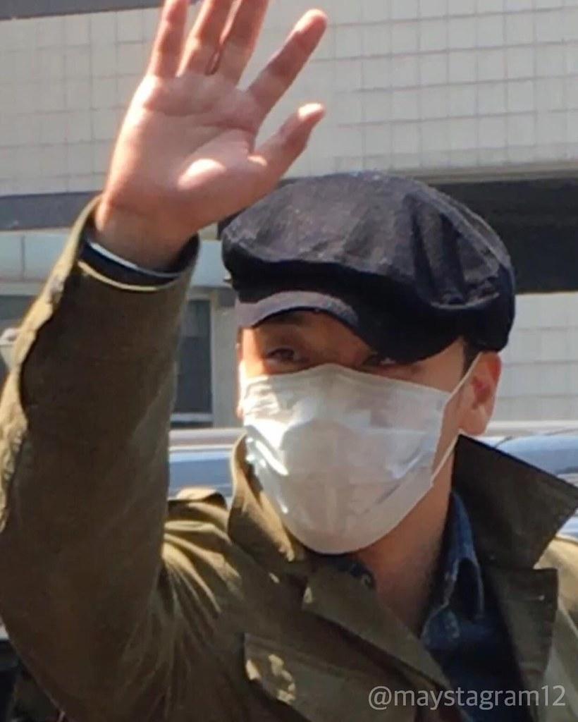 BIGBANG via pandariko - 2018-10-03  (details see below)