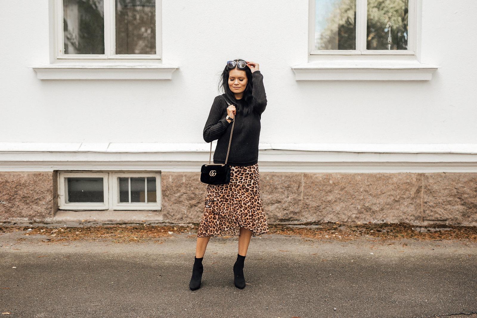 leopardihame naiset