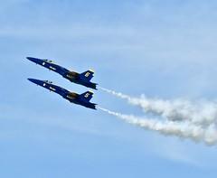 USN Blue Angels - San Francisco Fleet Week 2018