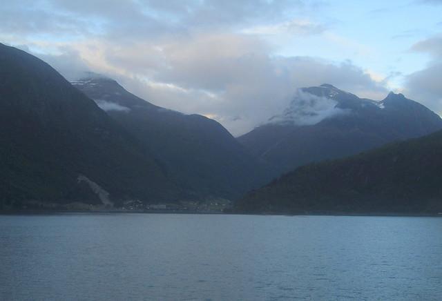 Loen Fjord, Norway