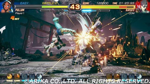 FIGHTING EX LAYER Steam