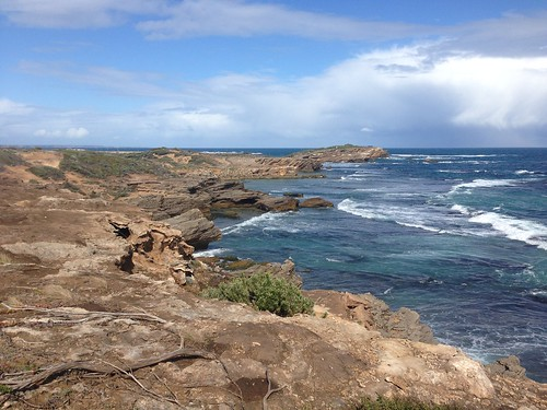 Rocky coast, Warrnambool