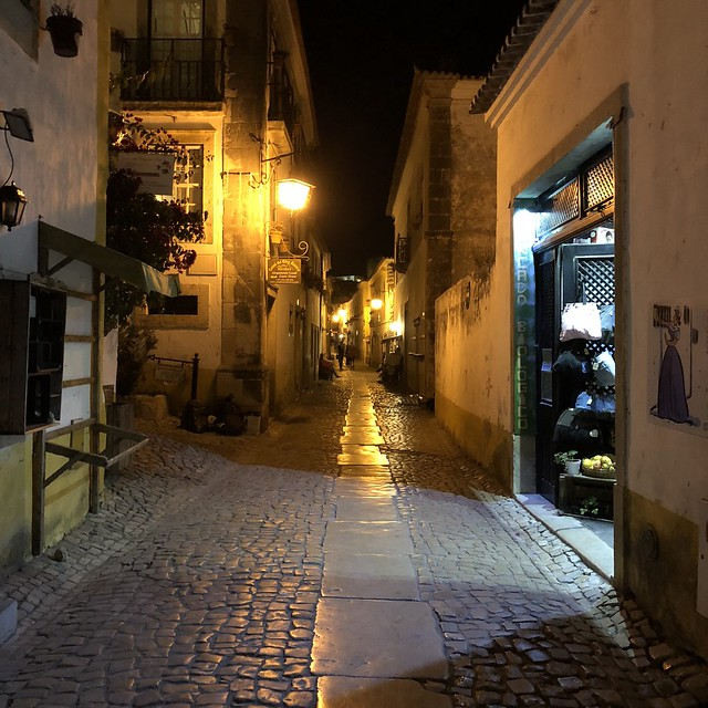 Scenes around Óbidos.