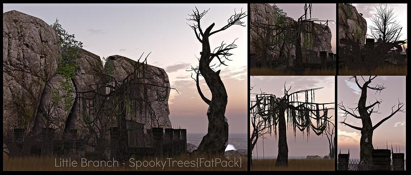 Little Branch SpookyTrees