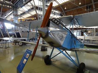 Avro 594 Avian Mk IIIA