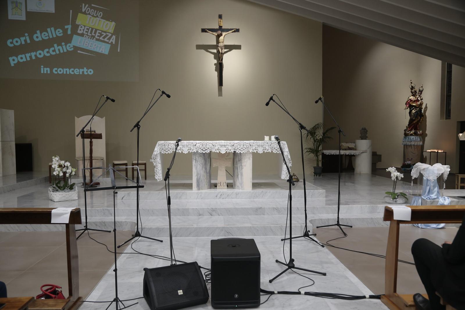 Concerto dei Cori delle 7 Parrocchie
