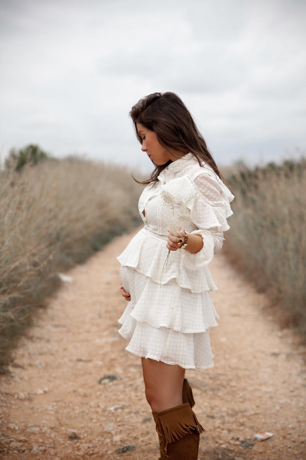 06_vestido_plumeti_hpreppy_desfile_madrid_nueva_coleccion_influencer_boho_chic_theguestgirl_embarazada_embarazo_30_semanas_laura_santolaria