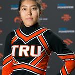 Aidana Kustaubekova, WolfPack Cheerleading Team