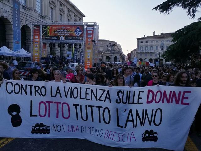 Manifestazione Agitazione Permanente - Verona