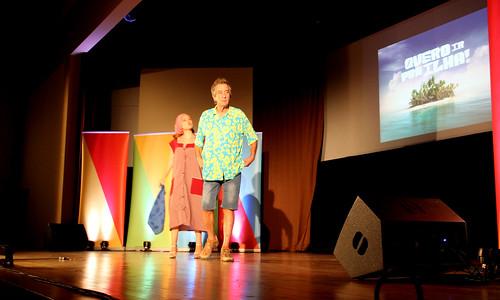 Quero Ir Pra Ilha - Festival de Teatro de Fânzeres