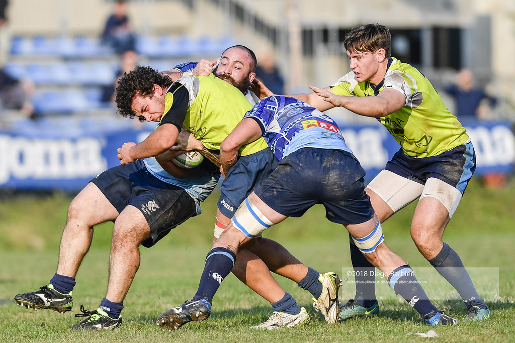 Ad Maiora rugby vs Pro Recco rugby