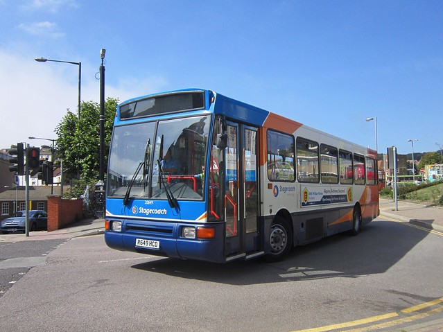Stagecoach In Hastings 20649, Canon POWERSHOT A3300 IS