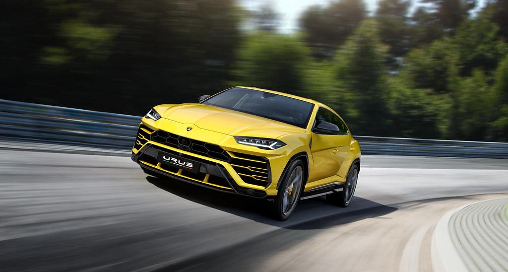 Comprar Lamborghini Urus