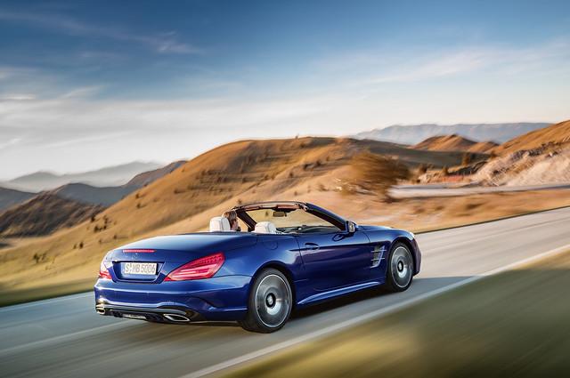 Comprar Mercedes-Benz Classe Sl