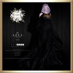 (AD) -AZUL- Adalie [TrunkShow]
