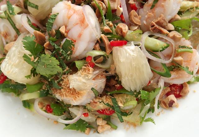 Pomelo Salade
