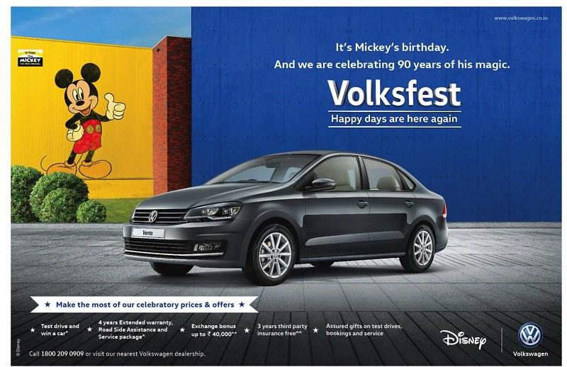 Volkswagen Volksfest 2018