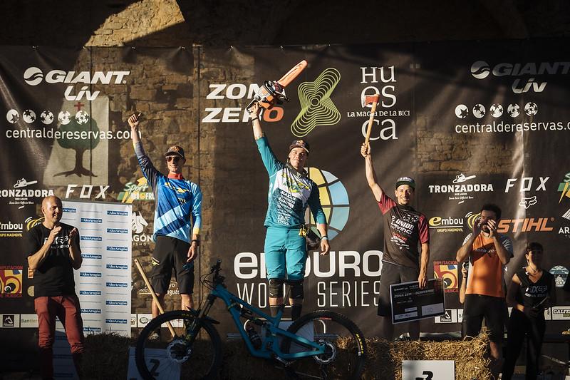 EWS#7 Zona Zero - Race Day 2