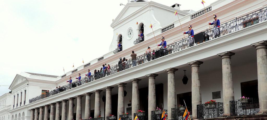 J21 : 8 octobre 2018 :Quito