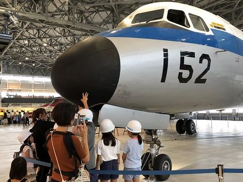 パイロット職業体験 B6822800-E8AD-4A69-BD3D-6B8E18B202AC