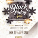 HAIRSL BLACK FRIDAY FLYER