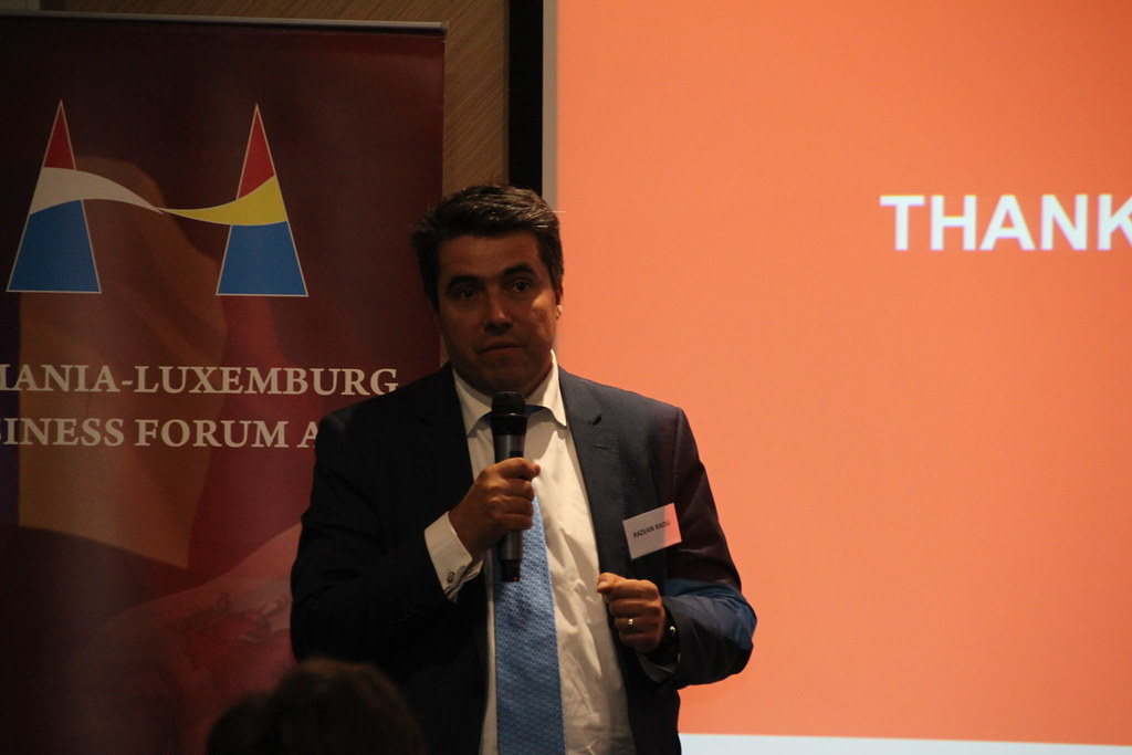 Luxembourg Road-Show for Romanian Venture Capital Funds