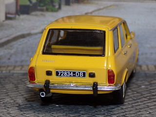Renault 12 Break - 1971