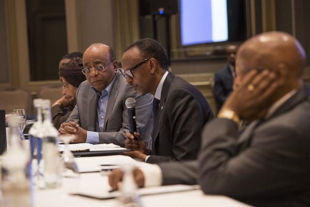 Mo Ibrahim Foundation's board meeting   London, 7 October 2018