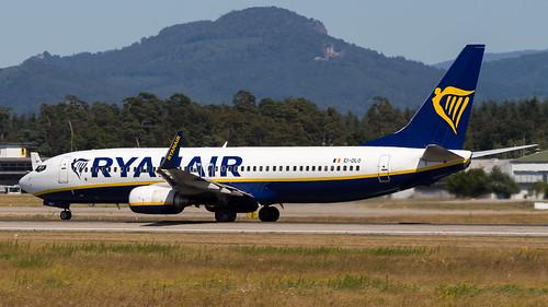 Boeing 737-8AS(WL) EI-DLO Ryanair