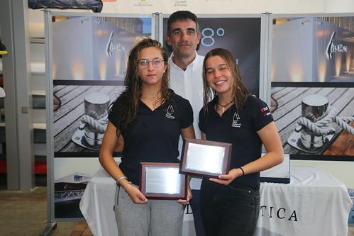 Copa de España 29er y Musto - Entrega de Premios