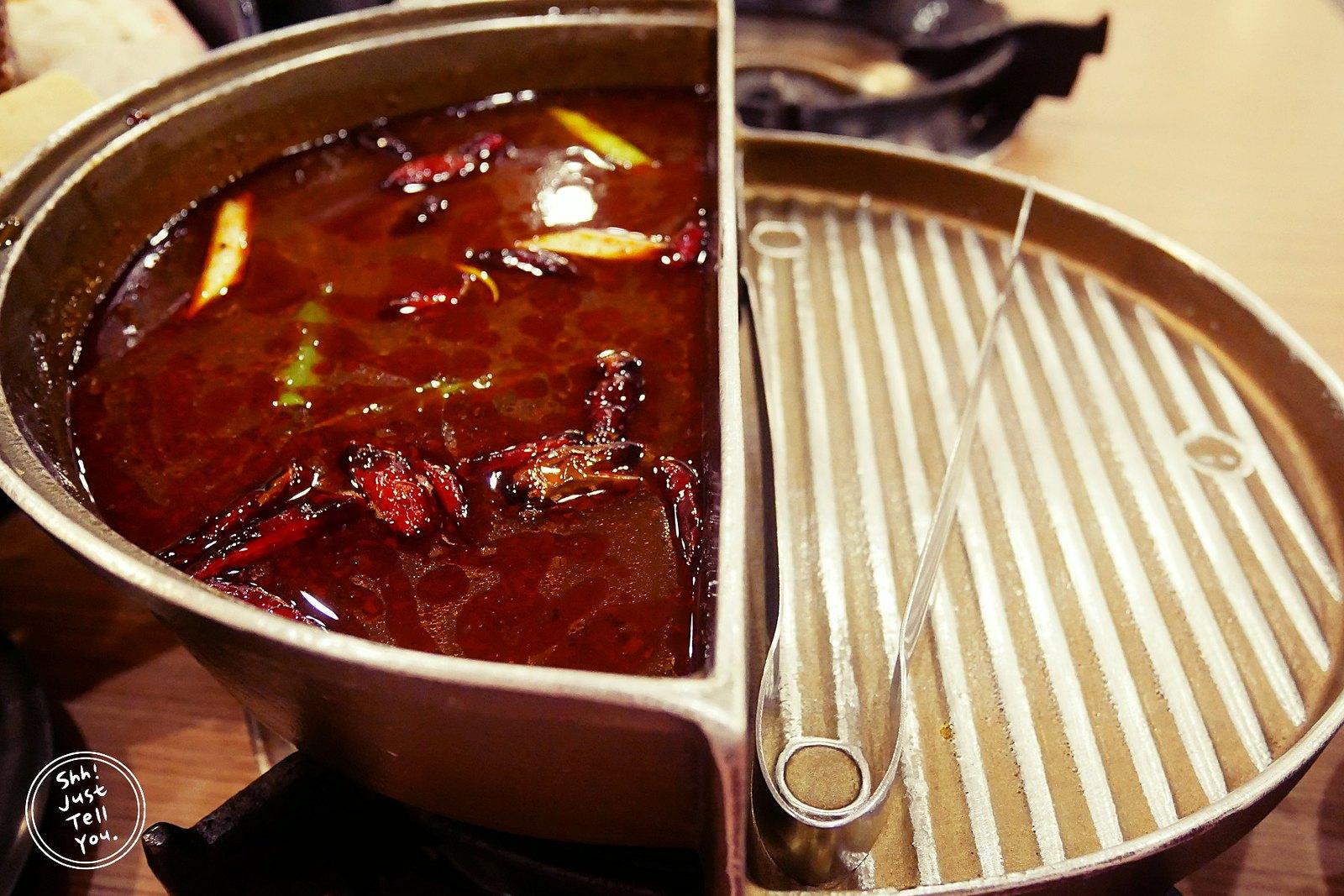 半個鍋-麻辣鍋