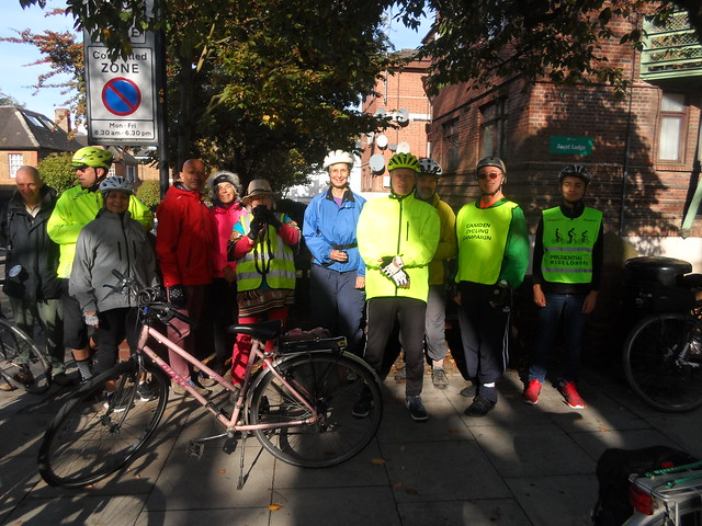 Fulham Palace Ride 2018 09