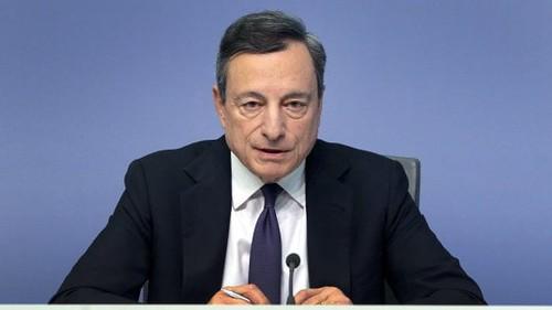 Draghi, la fine del QE e l'Italia.