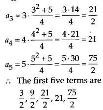 NCERT Solutions for Class 11 Maths Chapter 9 Sequences and Series 6