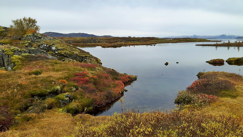 Thingvellir National Park scenery
