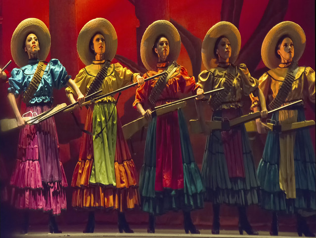 Las Soldaderas - Women of the Mexican Revolution