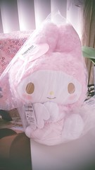 My Melody Angel Plush