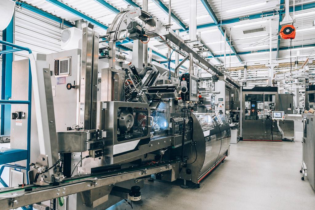 Производственная линия табачных стиков для IQOS (4)