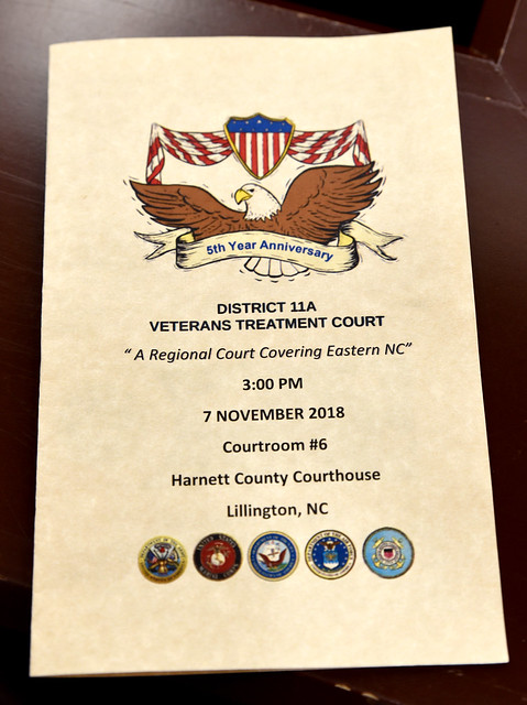 District 11A Veterans Treatment Court 5-Year Anniversary