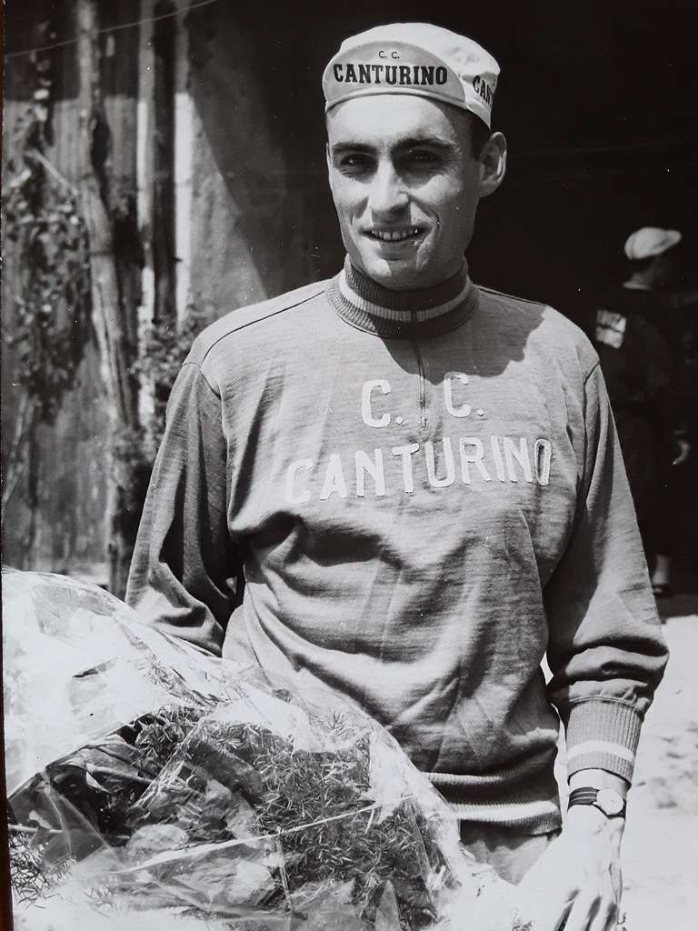 Cappelletti Egidio in maglia CC Canturino