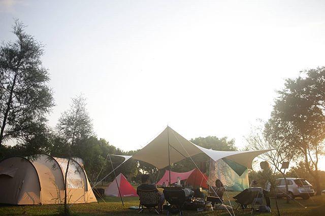 20181006 與好久不見的瑪姬兒同露 #歐北露 #campinglife #ilovecamping #eureka #soulwhat