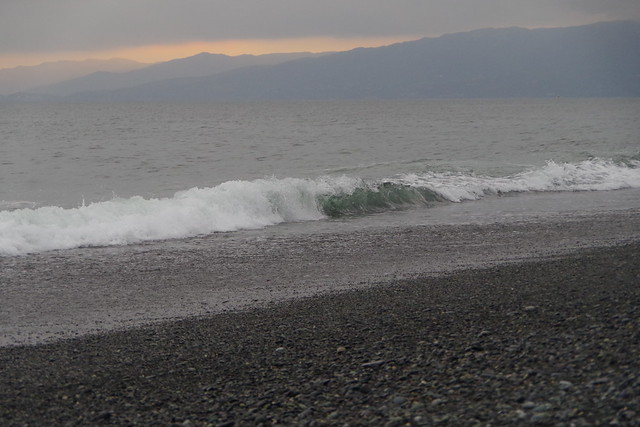 Photo:sea shore By HAMACHI!