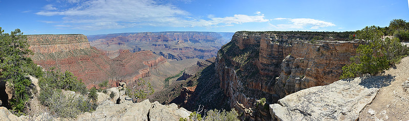 Grand Canyon south rime