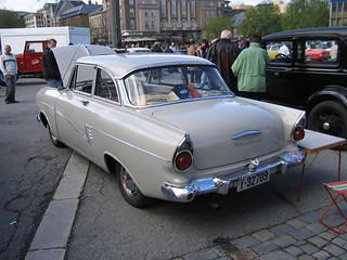 1960 Ford Taunus 17M P2