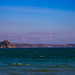 St. Michael's Mount from Penzance, Cornwall, UK